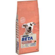Beta Adult Sensitive Dog Food With Salmon 14kg