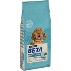 Beta Puppy Food With Chicken 14kg