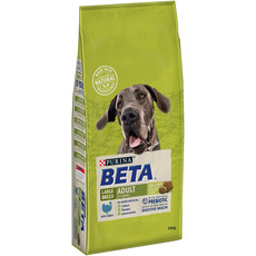 Beta Adult Large Breed Dog Food With Turkey 14kg