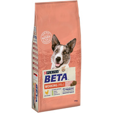 Beta Adult Working Dog Food With Chicken (formerly Beta Active) 14kg