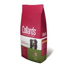 Collards Hypo-allergenic Adult Dog Food With Salmon And Potato 2kg To 2 X 12kg