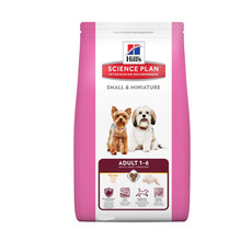 Hills Science Plan Canine Adult Small & Miniature Chicken & Turkey Dog Food 1.5kg