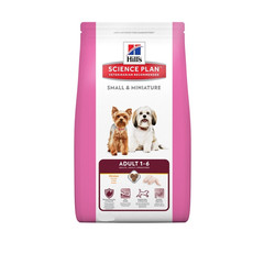 Hills Science Plan Canine Adult Small & Miniature Chicken & Turkey Dog Food 3kg
