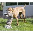 Kong Stretchezz Snow Leopard Dog Toy Jumbo