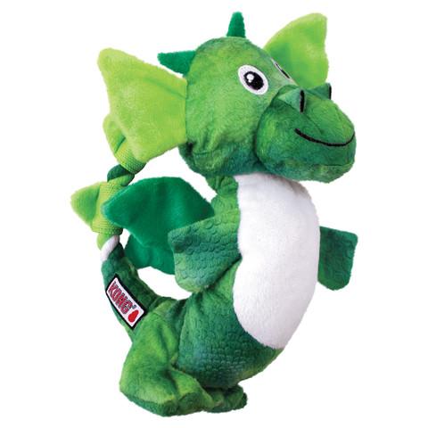 Kong Knots Dragon Dog Toy Med/large
