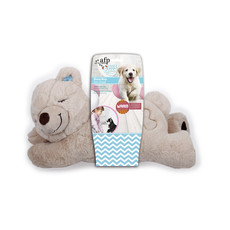 All For Paws Little Buddy Puppy Warming Teddy Bear Dog Comforter