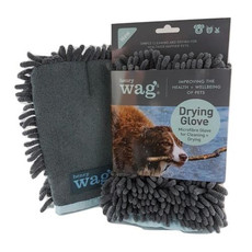 Henry Wag Pet Microfibre Cleaning And Dry Glove