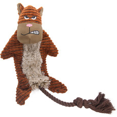 Dog Life Trouble Character And Rope Dog Toy