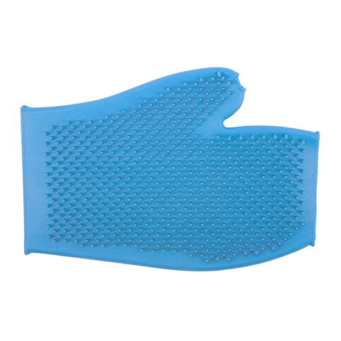 Ancol Ergo Rubber Pet Grooming Glove
