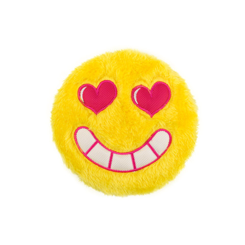 Ancol Emoji Friends Flingers Squeaky Dog Toy