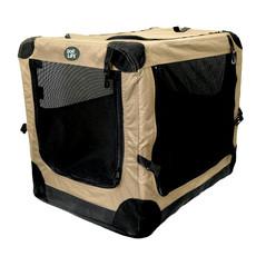 Dog Life Soft Canvas Pet Crate Carrier Medium