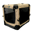 Dog Life Soft Canvas Pet Crate Carrier Large