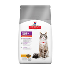 Hills Science Plan Feline Adult Sensitive Stomach & Skin With Chicken 1.5kg