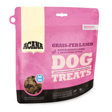 Acana Grain Free Grass-fed Lamb Freeze Dried Natural Dog Treats 35g