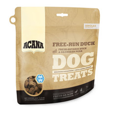 Acana Grain Free Free-run Duck Freeze Dried Natural Dog Treats 35g