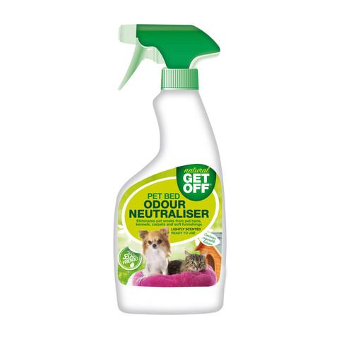 Get Off Natural Pet Bed Odour Neutraliser Spray 500ml