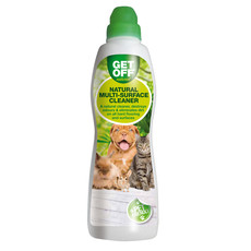 Get Off Natural Pet Friendly Multi Surface Cleaner 750ml