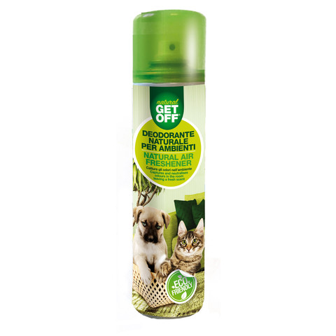 Get Off Natural Pet Friendly Odour Neutraliser Air Freshener 400ml