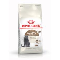 Royal Canin Senior Ageing Sterilised 12+ Cat Food 400g To 4kg