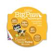 Little Bigpaw Hypoallergenic Turkey Mousse Grain Free All Lifestage Wet Cat Food 8 X 85g