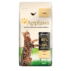 Applaws Grain Free Adult Cat Food With Chicken 400g To 7.5kg