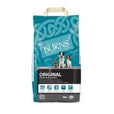 Burns Original With Chicken Dog Food 2kg To 15kg