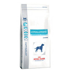 Royal Canin Veterinary Canine Hypoallergenic Moderate Calorie Dry Food 1.5kg To 14kg
