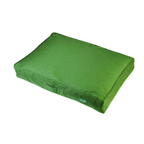 Gor Pets Outdoor Water Resistant Green Sleeper Dog Bed M 56x81cm To L 71x107cm