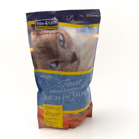 Fish4cats Finest Grain Free Cat Food With Salmon 400g To 1.5kg