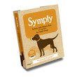 Symply Turkey & Brown Rice Adult Wet Dog Food 7 X 395g