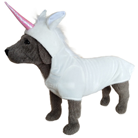 Dog Life Christmas Unicorn Costume Dress Up For Dogs Medium