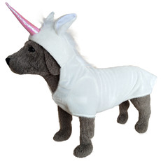 Dog Life Christmas Unicorn Costume Dress Up For Dogs Xxl