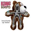Kong Christmas Wild Knots Bears Dog Toy S/m