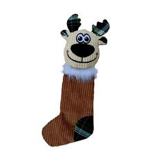 Ancol Christmas Reindeer Stocking Dog Toy