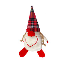 Ancol Christmas Mrs Claus Dog Toy