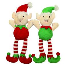 Happy Pet Christmas Santas Little Helper Dog Toy