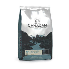 Canagan Scottish Salmon Grain Free All Breeds & Life Stage Cat Food 1.5kg