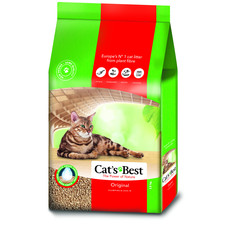 Cats Best Okoplus Wood Clumping Cat Litter 13kg