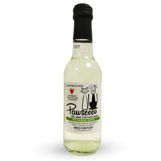 Woof & Brew Pawsecco Pet-house Still White Wine For Dogs & Cats 250ml