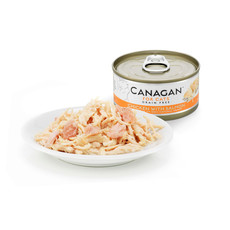 Canagan Chicken And Salmon Grain Free Wet Cat Food 12 X 75g