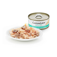 Canagan Chicken And Sardine Grain Free Wet Cat Food 12 X 75g