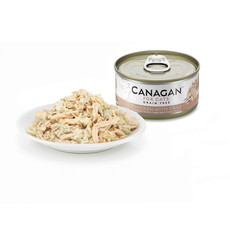Canagan Chicken And Crab Grain Free Wet Cat Food 12 X 75g