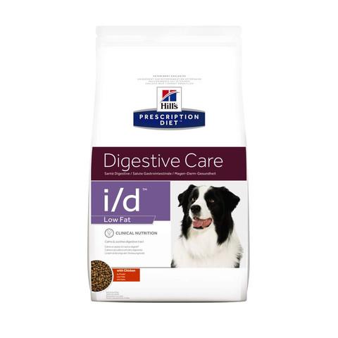 Hills Prescription Diet I/d Canine Low Fat Chicken Dry Food 6kg