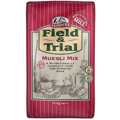 Skinners Field And Trial Muesli Mix Dog Food 15kg