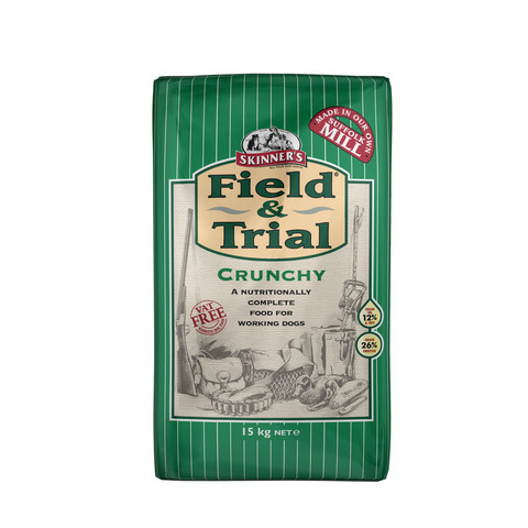 Skinners Field And Trial Crunchy Dog Food 15kg