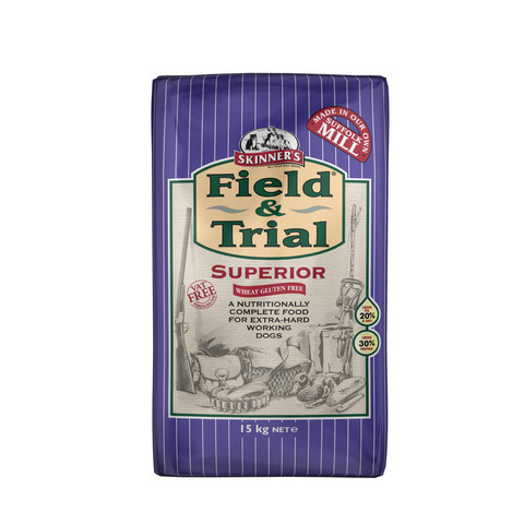 Skinners Field And Trial Superior Dog Food 15kg