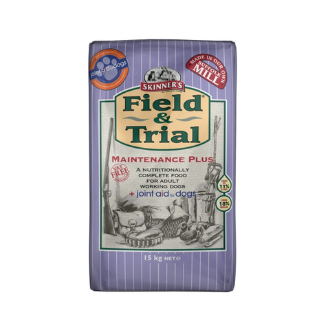 Skinners Field And Trial Maintenance Plus Dog Food 15kg