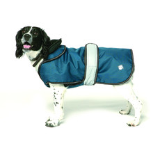 Danish Design 2 In 1 Four Seasons Blue Dog Coat 10in To 28in
