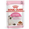 Royal Canin Kitten Instinctive Cat Food In Gravy Pouches 12 X 85g