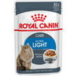 Royal Canin Ultra Light Cat Food In Gravy Pouches 12 X 85g